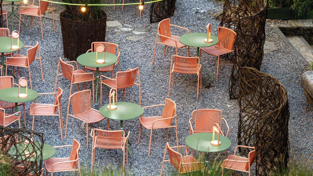 ¿Cómo elegir sillas para tu restaurante?